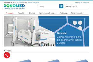 Ronomed Sp. z o. o. Sp. k. - Rehabilitant Wrocław