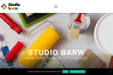 Farby Studio Barw s.c. - Materiały wykończeniowe Poznań