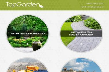 TopGarden - Projektowanie ogrodów Kowalewo Pomorskie