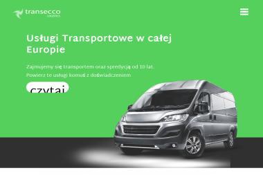 Transecco Logistics Marek Rejman - Transport Drogowy Łańcut