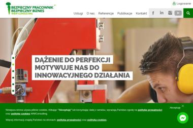 W&W Consulting sp. z o.o. - BHP, ppoż, bezpieczeństwo Warszawa