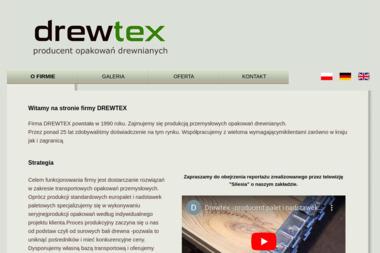 Drewtex - Folia Pęcherzykowa Krzepice