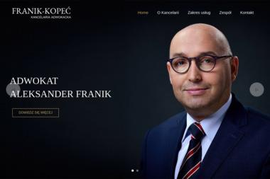 Kancelaria adwokacka Aleksander Franik - Adwokat Katowice