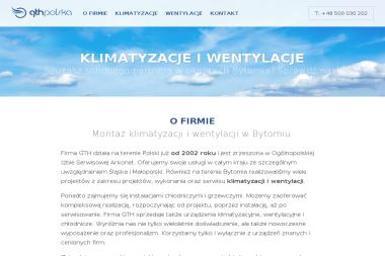 GTH Bytom - Klimatyzacja Bytom