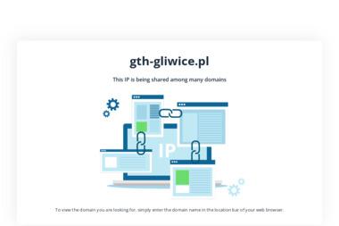 GTH Gliwice - Klimatyzacja Gliwice