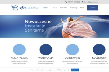 GTH Polska - Klimatyzacja Bielsko-Biała