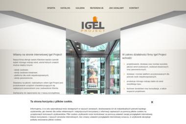 Windy Igel Project - Windy i dźwigi Katowice