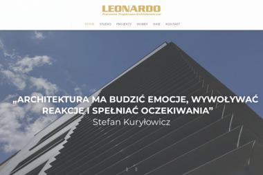 LEONARDO Pracownia Projektowo-Architektoniczna - Projektowanie wnętrz Wyszków