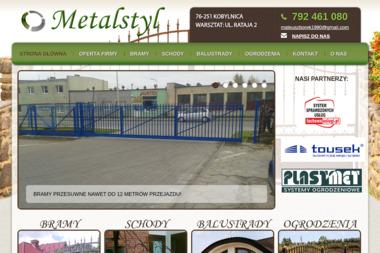 Metal Styl - Producent Ogrodzeń Kobylnica