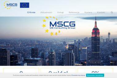 MS Consulting Group s.c. - Biznes Plan Sklepu Internetowego Lublin