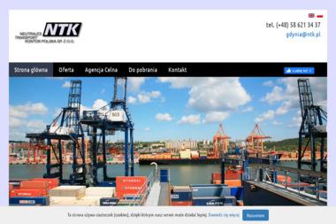 NTK Neutrales Transport Kontor Polska Sp. z o.o. - Transport międzynarodowy Gdynia