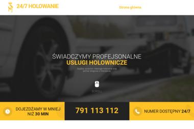Sławomir Prasek - Transport samochodów Warszawa