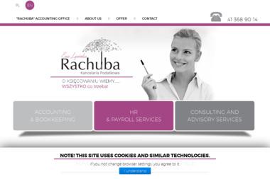 Rachuba - Biuro rachunkowe Kielce