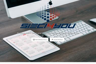 Sieci4You - Sieci komputerowe Bielsko-Biała
