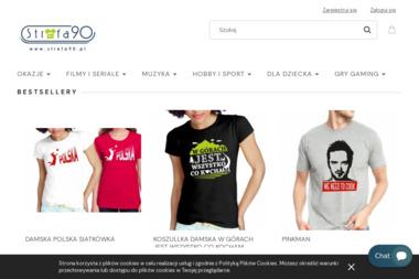 Strefa90 - Odzież Damska Mszana Dolna