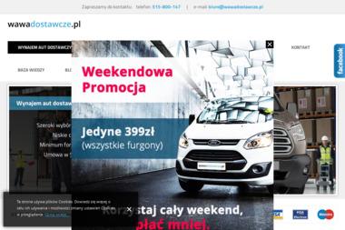 Wawadostawcze Wypożyczalnia Busów Warszawa - Wypożyczalnia samochodów Warszawa