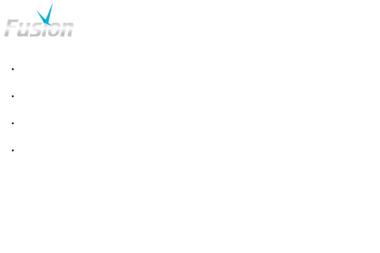 Fusion - agencja reklamowa. - Pozycjonowanie stron Borowa