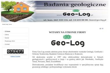 Aneta Dudek - Geolog Tarnów
