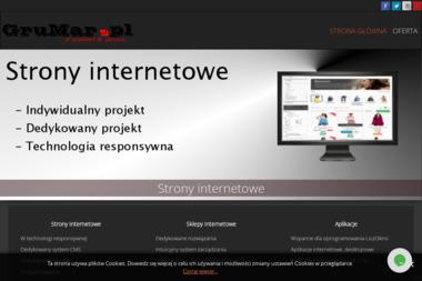 GRUMAR Marcin Gruca - Programowanie Aplikacji Blachownia