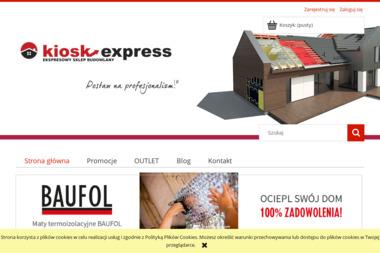Kiosk-Express S.C. - Styropian Luboszyce