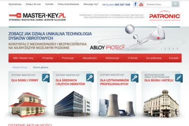 Master-key - Systemy Zarządzania Budynkiem Szczecin