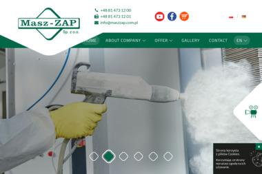 Masz-ZAP Sp. z o.o. - Piaskowanie Konstrukcji Stalowej Puławy