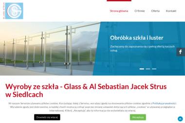 Glass & Al Sebastian Strus - Schody Siedlce