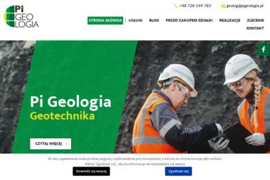 PIGEOLOGIA.PL - Usługi Geologiczne Nowy Sącz