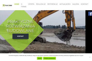 PRAKTIBUD - Wyburzenia Tomaszów Lubelski