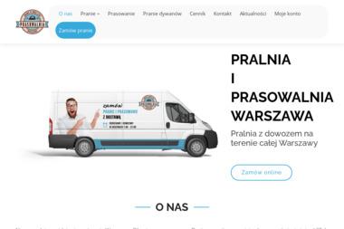 Prasowanie z dostawą do domu | Prasowalnia Warszawa - Pranie i prasowanie Warszawa