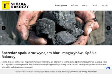 P.W. Spółka Rakoczy sp.j. - Ekogroszek Toruń