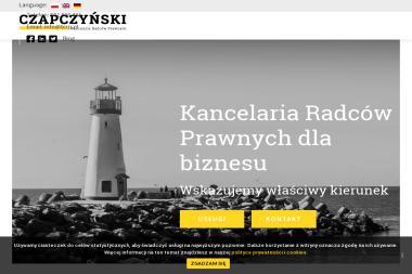 Kancelaria Radców Prawnych Tomasz Czapczyński - Adwokat Głogów