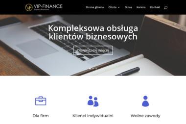 Vip-Finance Beata Maroszek - Usługi Ostrów Wielkopolski