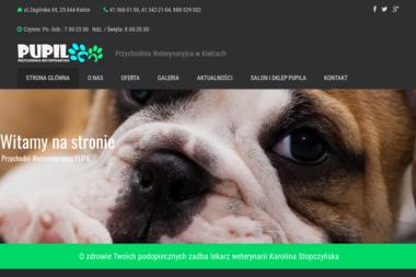 Całodobowa lecznica weterynaryjna PUPIL - weterynarz Kielce - Lekarze od wizyt domowych Kielce