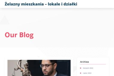 Akcept Żelazny W. - Domy pod klucz Milanówek