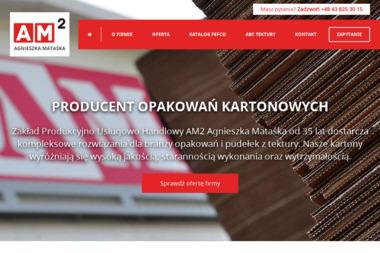 Zakład Produkcyjno Usługowo Handlowy Antoni Mataśka - Opakowania Zduńska Wola