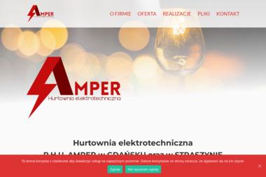 Amper - Sterowanie Domem Straszyn