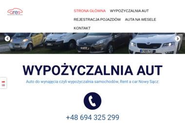 AreS - Ubezpieczenie firmy Nowy Sącz