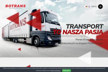 Botrans Sp. z o.o. - Transport międzynarodowy Kościerzyna