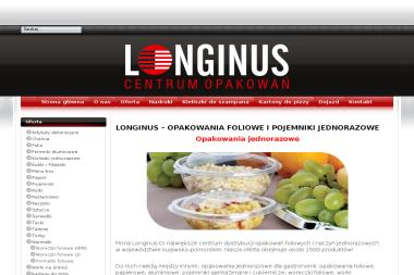 Centrum Opakowań Longinus Longin Tułodziecki - Palety Bydgoszcz