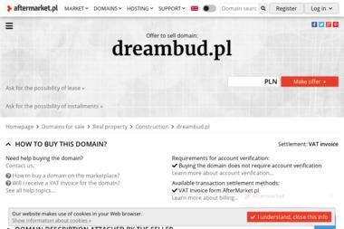 Dreambud Sp ZOO - Stolarz Łochowo