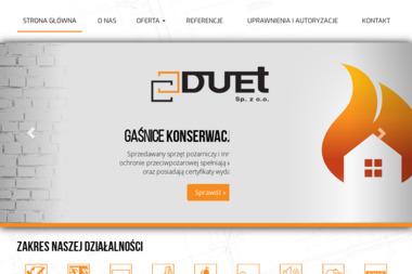Duet PPH Instalacje ppoż. i przeciwwłamaniowe - Alarmy Łódź