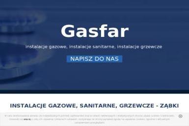 Sławomir Fuśnik Gasfar - Piece i kotły CO Ząbki