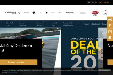 Pietrzak Sp. z o.o. - Samochody Katowice