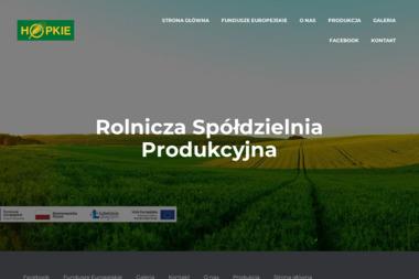 Hopkie - Części do maszyn rolniczych Łaszczów