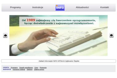 Info-Spółka - Oprogramowanie Ząbkowice Śląskie