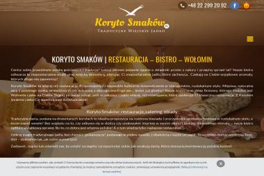 Koryto Smaków - Firma Gastronomiczna Wołomin