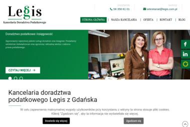 Legis Spółka z o.o. Sp. K. - Biuro Podatkowe Gdańsk