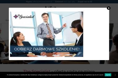 The Specialist - Nauczanie Języków Kraków