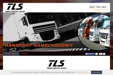 Trans Logistic Servis - Przeprowadzki Strzelin